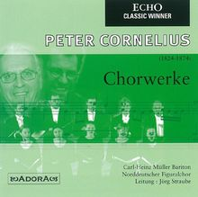 Chorwerke Peter Cornelius