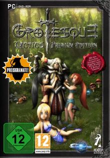 Grotesque Tactics - Premium Edition [Preisgranate]
