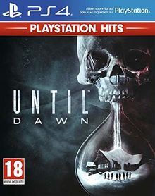 Until Dawn PS Hits