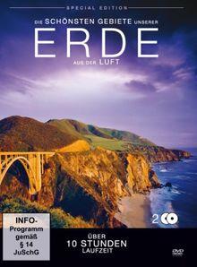 Die schönsten Gebiete unserer ERDE aus der Luft - Special Edition (2DVDs) über 10 Stunden Laufzeit!