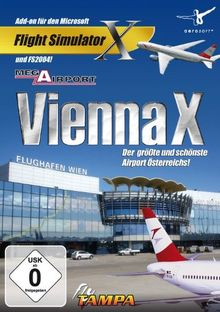 Flight Simulator X - Mega Airport Vienna