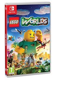 Giochi per Console Warner Sw Swi 654001 Lego Worlds