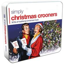 Simply Christmas Crooners (3cd Tin)