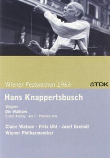 Hans Knappertsbusch - Wiener Festwochen 1963