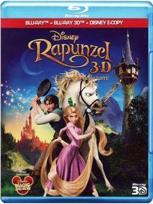 Rapunzel - L'intreccio della torre (2D+3D) [Blu-ray] [IT Import]