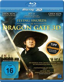 Flying Swords of Dragon Gate 3D (inkl. 2D Version) [3D Blu-ray]