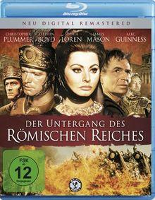 Der Untergang des Römischen Reiches (Digital Remastered) [Blu-ray]