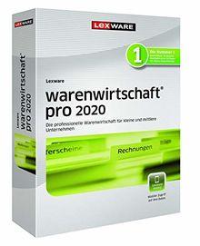 Lexware warenwirtschaft pro 2020 Minibox (Jahreslizenz) Effizientes Warenwirtschaftssystem für eine organisierte Datenverwaltung für Kleinunternehmer
