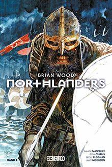 Northlanders Deluxe: Bd. 1: Tod und Treue