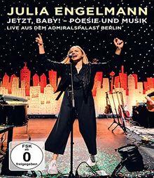 Jetzt, Baby! - Poesie und Musik. BR [Blu-ray]