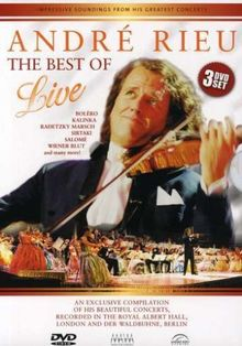 André Rieu - Best of - Live [3 DVDs]