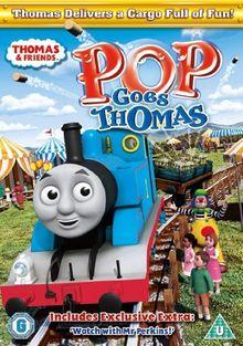 Thomas & Friends - Pop Goes Thomas [DVD] [2011] [UK Import]