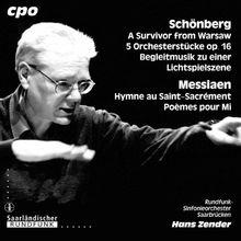 Stücke für Orchester Op.16 1-5