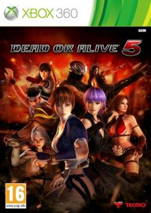 Dead or Alive 5 IT-Import