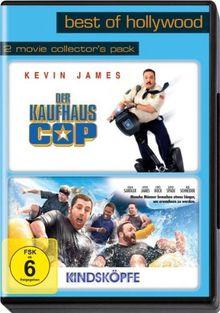 Best of Hollywood 2012 - 2 Movie Collector's, Pack 116 (Der Kaufhaus Cop / Kindsköpfe) [2 DVDs]