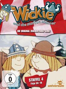 Wickie und die starken Männer - Staffel 4 (Folge 58-78) [3 DVDs]
