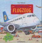 Unterwegs mit dem Flugzeug, m. Puzzle-Bild
