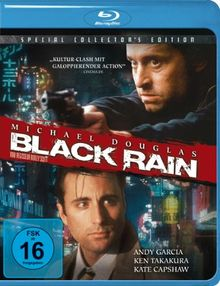 Black Rain - Special Collector's Edition [Blu-ray]
