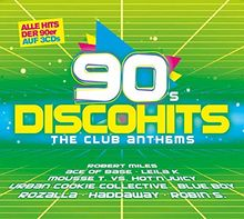 90s Disco Hits-the Club Anthems