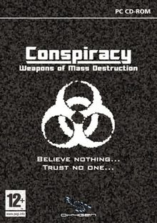 Conspiracy - Weapons of Mass Destruction [UK Import]
