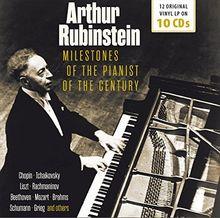 Milestones Of The Pianist Of The Century