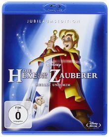 Die Hexe und der Zauberer (Jubiläumsedition) [Blu-ray]