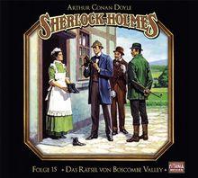 Sherlock Holmes, Folge 15: Das Rätsel Von Boscombe Valley