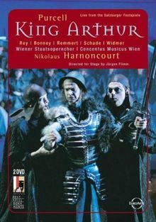 Purcell, Henry - King Arthur (NTSC, 2 DVDs)