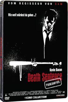 Death Sentence - Todesurteil (limitiertes Steelbook)