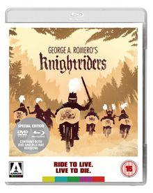 Knightriders [Blu-ray] [UK Import]