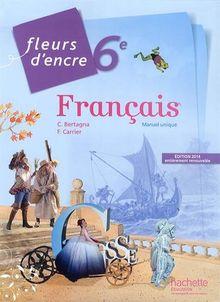 Français 6e : Grand format
