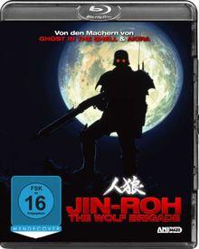 Jin-Roh [Blu-ray]