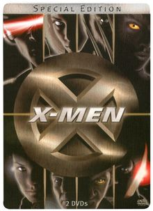 X-Men (Steelbook) [Special Edition] [2 DVDs]