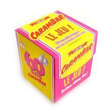 Boite à blagues carambar - edition collector special 60 ans