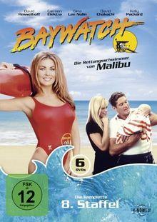 Baywatch - Die komplette 08. Staffel [6 DVDs]