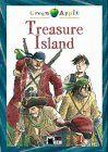 Green Apple: Treasure Island + audio CD