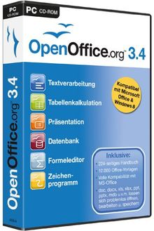 Open Office 3.4