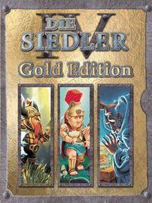 Die Siedler IV - Gold Edition [Ubi Soft eXclusive]