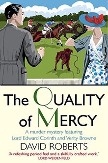 The Quality of Mercy (Lord Edward Corinth & Verity Browne Book 7) (English Edition)