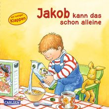 Jakob-Bücher: Jakob kann das schon alleine