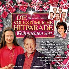 Die Volkstümliche Hitparade-Weihnachten 2017