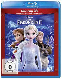 Die Eiskönigin 2 (3D Blu-ray)