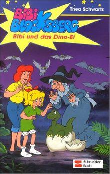 Bibi Blocksberg, Band 04: Bibi und das Dino-Ei: BD 4