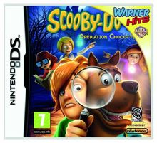 SCOOBY DOO OP.CHOCOTTES DS HITS