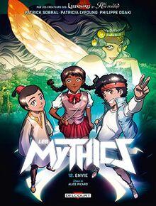 Les Mythics T12: Envie