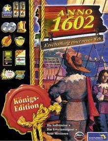 Anno 1602 - Königsedition (Software Pyramide)