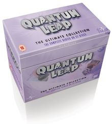 Quantum Leap: The Complete Series [27 DVDs] [UK Import]