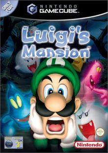 Nintendo - Luigi's Mansion Occasion [ Gamecube ] - 0045496390020