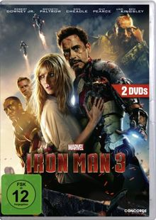 Iron Man 3 [Special Edition] [2 DVDs]