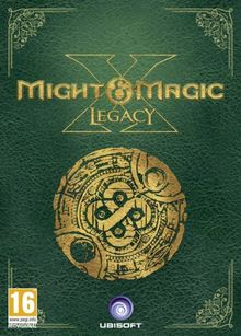 Might and Magic X: Legacy (The Deluxe Box Edition)